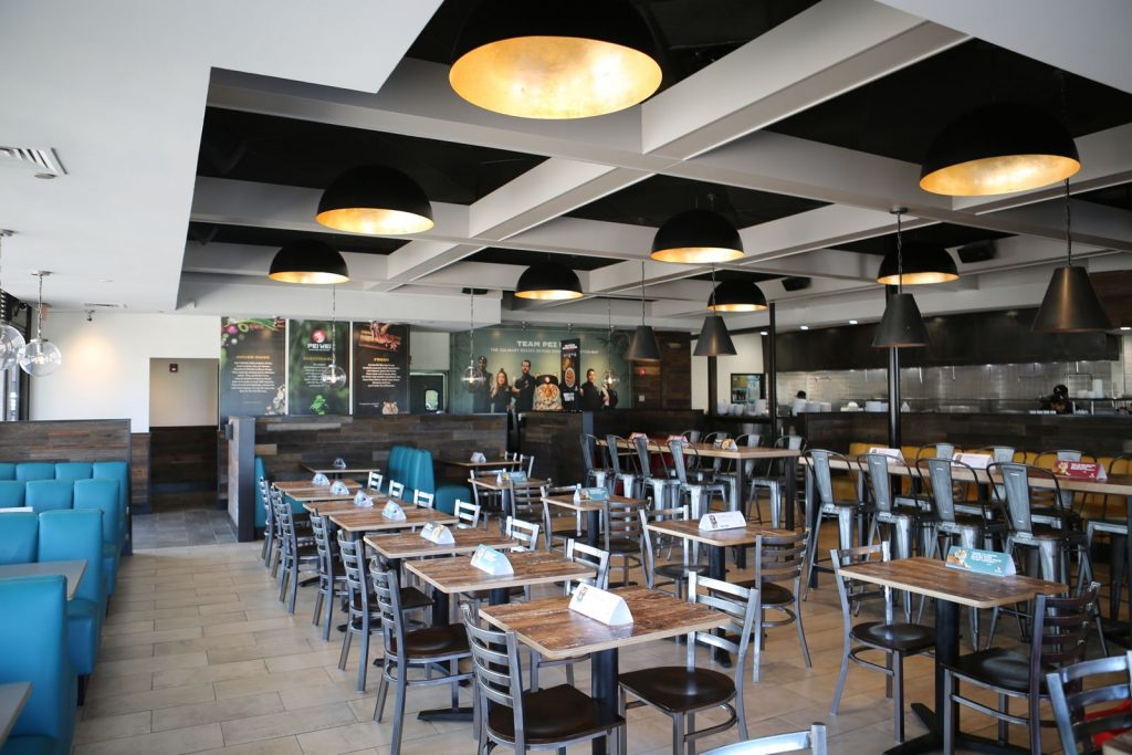 Pei Wei Debuts New Restaurant Design In Las Colinas Id Studio 4